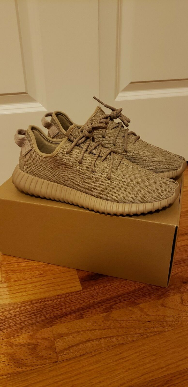 86e2f2ccce902 USED YEEZY V1 Tan - Men 10 Adidas Oxford neoreo7664-Athletic Shoes ...