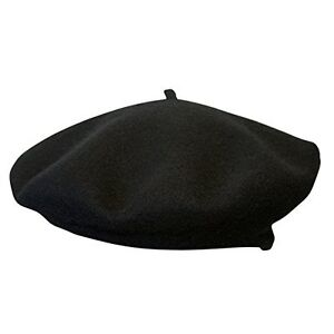 e35f18302f1 Image is loading Laulhere-Authentic-Basque-Beret-France-3-Colors-Same-
