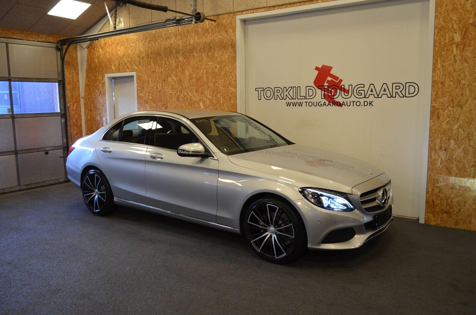 Mercedes C220 d 2,2 Avantgarde aut. 4d - 349.800 kr.