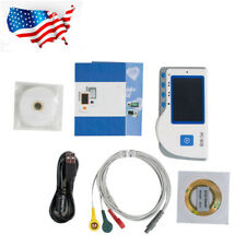 Portable Handheld Pc 80b Color Screen Ecg Ekg Heart Monitor Single Channel