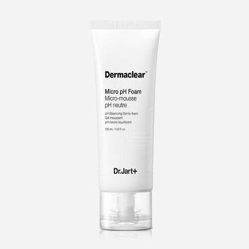 [Dr.Jart+] Dermaclear Micro pH Foam 120ml Cleanser Micro-Mousse pH Neutre