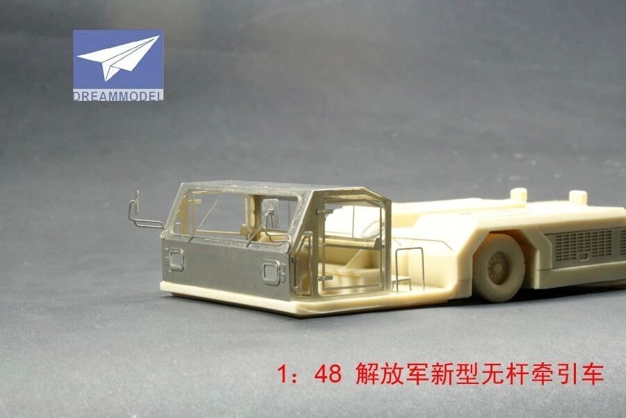 Dream Model 0107 1 48 PLAAF Nwe Type Towbarless Tractor