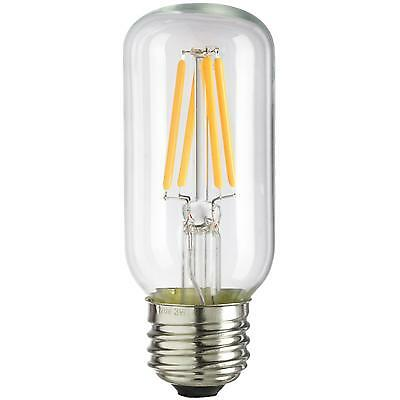 Base 2200K Warm White Bulb E26 Sunlite 80458-SU LED Vintage T12 3w Medium