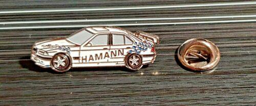 BMW Hamann Pin 3er E36 lackiert Maße35x13mm
