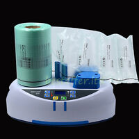 Air Pillow Maker Machine,mini Air Cushion Packaging Bubble Wrap Machine, Usa