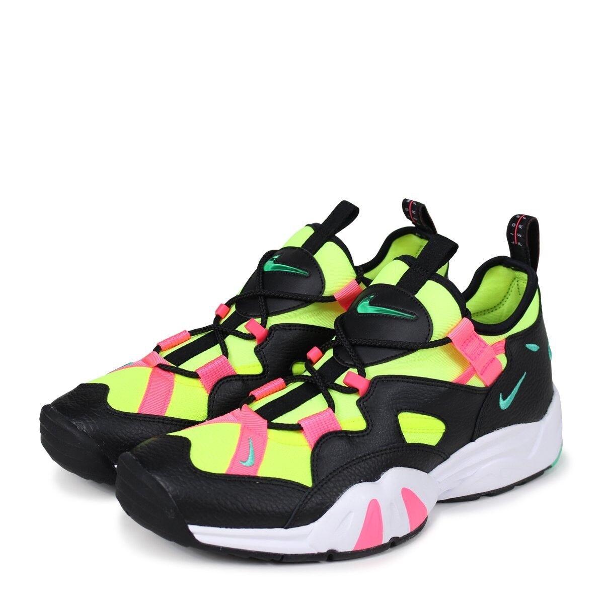 Men's Nike Air Scream LWP Training shoes Black Menta Racer Racer Racer Pink Volt AH8517 001 6a4b97