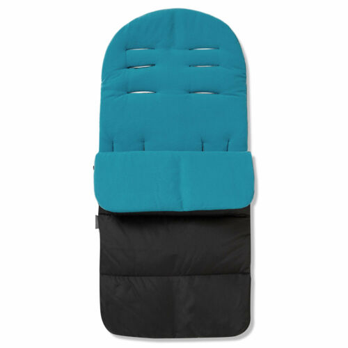Cosy Toes Compatible with My Babiie Mb400 Ocean Blue Premium Footmuff