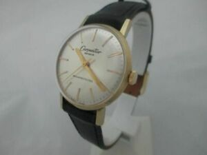 NOS-NEW-SWISS-MADE-WOMEN-039-S-SHOCK-PROTECTED-CARPENTIER-WATCH-1960-039-S