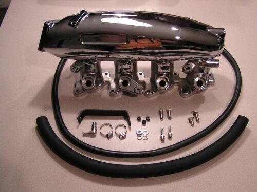 Aluminum Turbo Intake Manifold Chromed fits 89-94 180SX 240SX S13 SR20 SR20DET