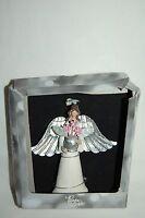 St. Nicholas Square Hermana Angel Ornament Peace Love Angel Figure Ornament