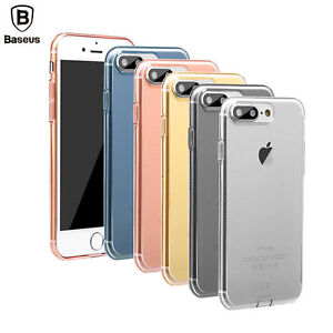 Baseus-Ultra-thin-Soft-Silicone-TPU-Clear-Case-Cover-For-Apple-iPhone7-7Plus