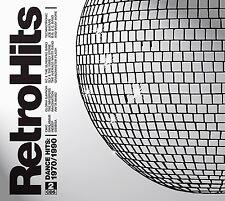 RETRO HITS-DANCE HITS 2 CD NEU BARRABAS/CHIC/INDEEP/ANITA WARD/+