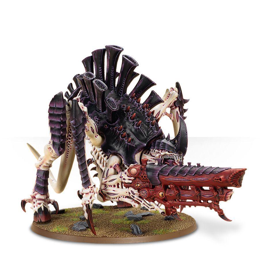 Warhammer 40K Tyranids Tiranofex plastic new