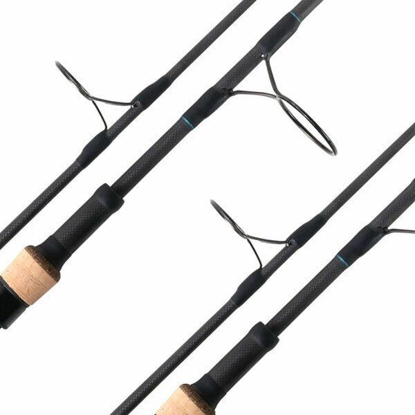 Nash 2x TT Scope Manico Sughero Carpa Canna Da Pesca 50mm Anello di testa  esclusivo modello