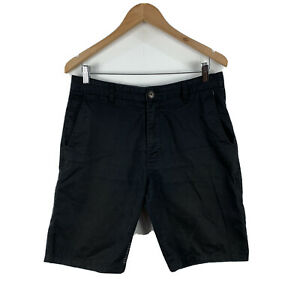 Billabong-Shorts-Mens-32-Black-Pockets-Cargo