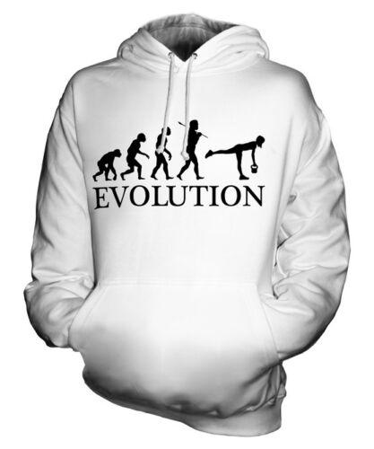 Man Evolution Unisex Campana Bollitore Con Of Cappuccio Uomo A Felpa Donna IApwB