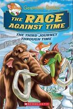 The Race Against Time (Geronimo Stilton Journey Through Time #3) by Stilton, Ge