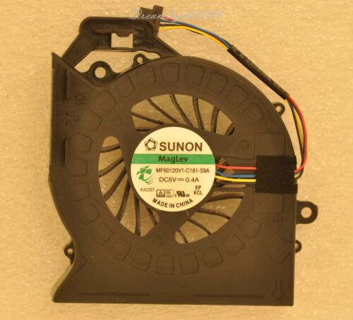 CPU Fan For HP Pavilion DV7-6000 AD6505HX-EEB 653627-001 KSB0505HB Fast shipping