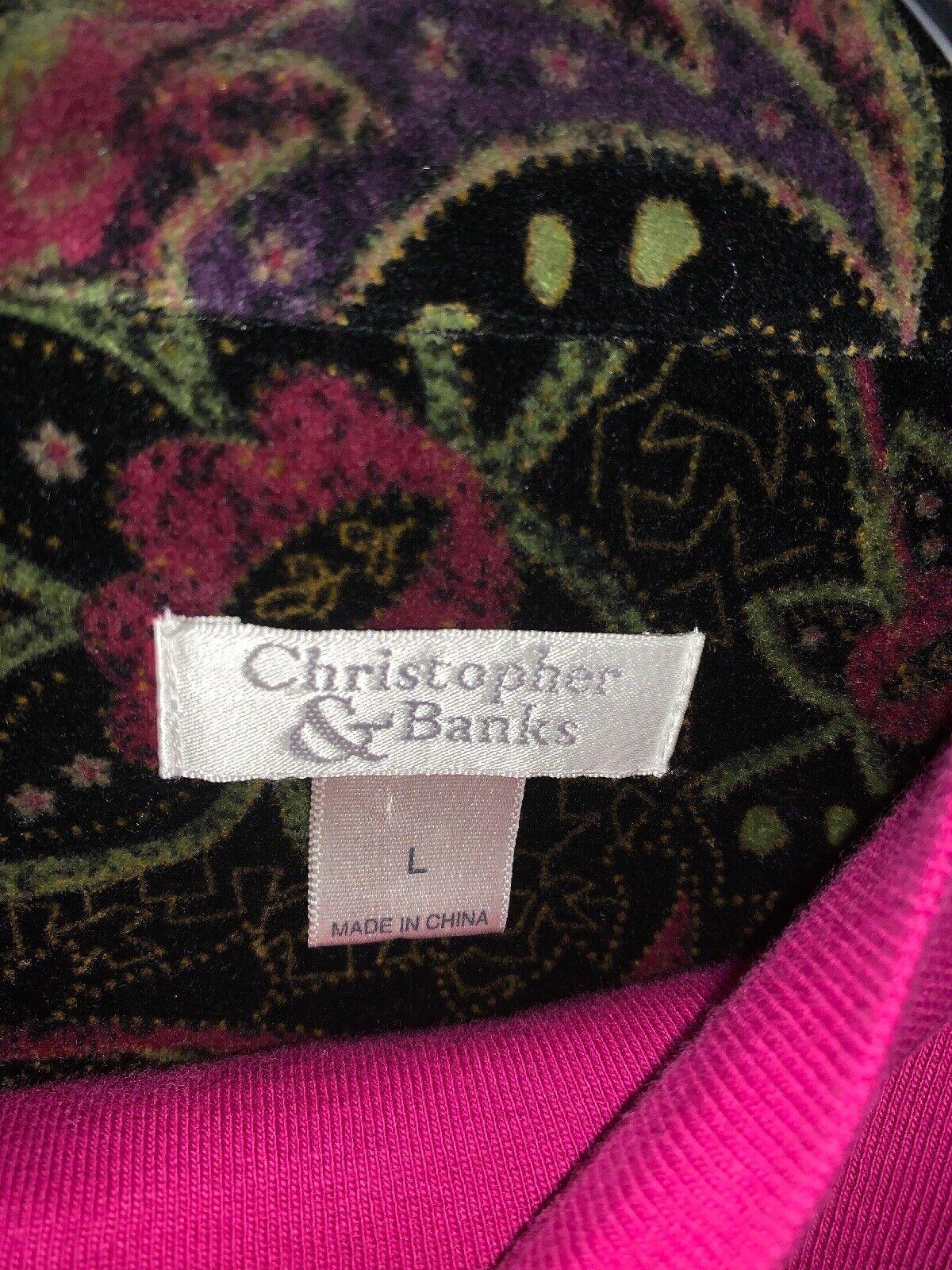 Christopher Banks Paisley & Kim Rogers Jazzy Blaz… - image 5
