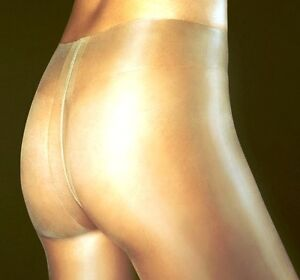 PLATINO-Cleancut-Collants-brillants-sheer-6farben-6-Couleurs-special