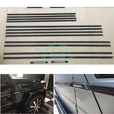Car Body CARBON Side Molding Trim Parts For Mercedes Benz G-class W463 G500 G63