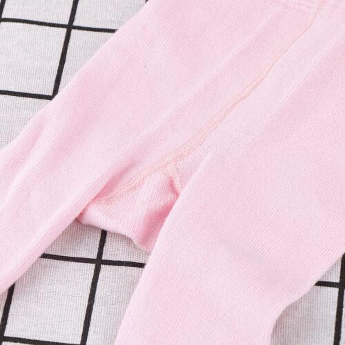 Soft Newborn infant baby girls toddler kids tights stockings pantyhose pants