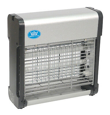 Sistematico 12 W Ristorante Cafe Cucina Cibo Catering Shop Insetto Bug Fly Killer Uv Zapper-