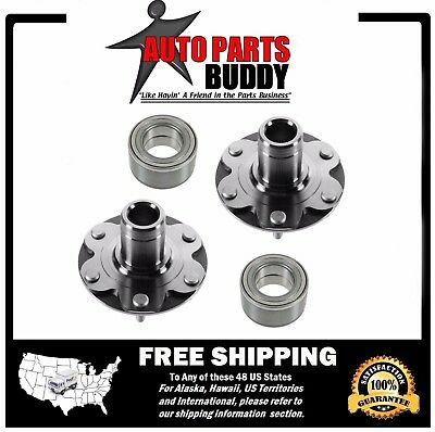 DRIVESTAR 517011 Brand New Front Left or Right Wheel Hub Bearing for Toyota Sequoia Tacoma Tundra