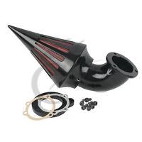 Air Cleaner Kit-cone Spike Intake For Harley Hd Cv S&s Carburetors Sportster