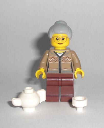 Mystake Figur Minifigur Hafen Docks Mistake Oma Misaku Wu 70657 LEGO Ninjago