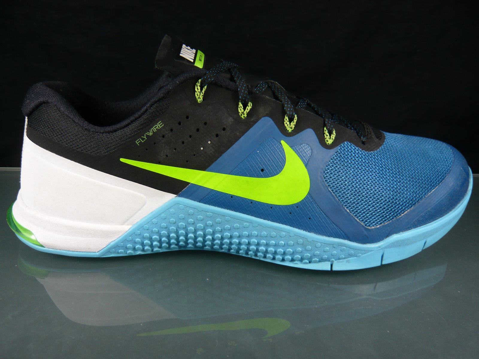Nike Metcon 2Flywire Correr TALLA Gimnasia Deportes casuales Entrenadores, TALLA Correr nos 13 7a285f