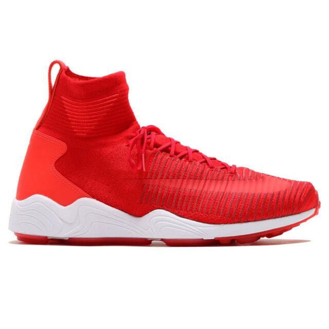 ad2519f6ff709 Nike MENS Zoom Mercurial XI FK University Red 844626-600 SIZE 10.5 (28.5CM