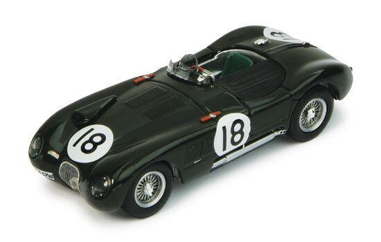Jaguar XK 120 C  18 Winner Lm 1953 Bolt   Hamilton Re-Edition 1 43 Model LM1953