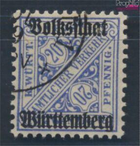 Wurttemberg-d264d-examinado-Devaluacion-Favor-usado-1919-digitos-en-sena-7693562