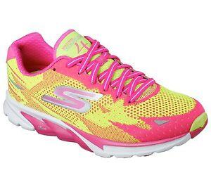 Image is loading Skechers-GO-RUN-4-Womens-Running-Shoe-13996-