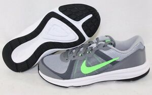 NEW Infant Toddler NIKE Kids Fusion X 820308 003 Grey Green Sneakers Shoes