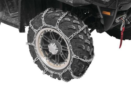 2009 Arctic Cat 250 Rear Snow Chains 2 Chains - Tire Size 22x10x10