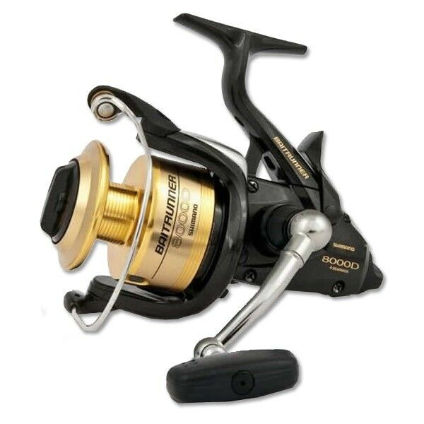 Shimano US BAITRUNNER 4000 Freilaufrolle D Freilaufrolle 4000 Allroundrolle Karpfenrolle a7eedb