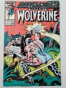 MARVEL-COMICS-PRESENTS-4-1988-WOLVERINE-034-SAVE-THE-TIGER-034-Part-4-BUSCEMA-NM