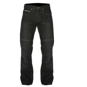 RST-1488-Denim-Kevlar-Jeans-Trousers-Black-Size-16-Short-Leg-Waist-36-034-Leg-29-034