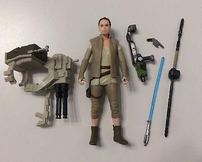 Star Wars The Force desperta Rey Roupa resistência {} 3.75 Figura
