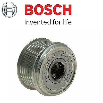 997 603 154 00 with Free Wheel Lock Alternator Pulley INA 535 0025 100