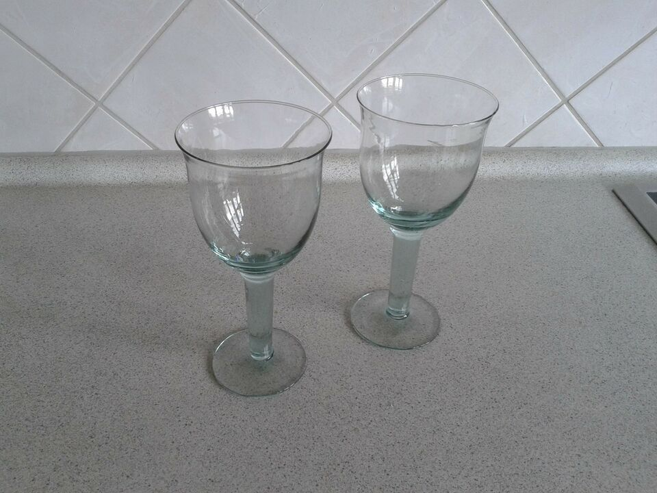 Glas, Høje glas til lys