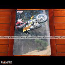 EDGAAR TORRONTEAS en 1997 MOTO-CROSS - Poster Pilote Moto #PM1494