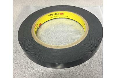 """3M 4929 VHB Tape 35'X1/2"""" Double Sided General Purpose Acrylic Adhesive"""