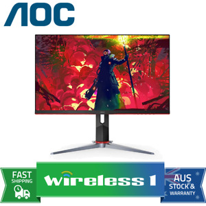 AOC Q27G2S 27inch 155Hz WQHD 1ms G-Sync Compatible IPS Gaming Monitor