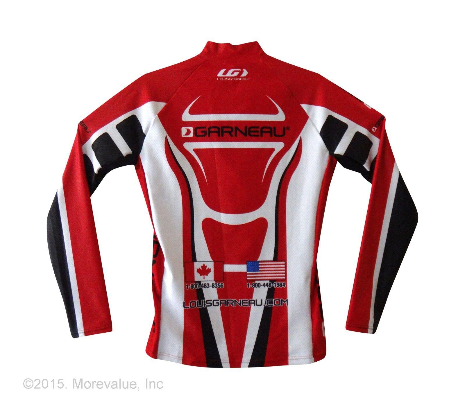 Nuovo Louis Garneau Uomo Elite Cross XC Cross Elite Country Maglia Aero per Fatto N USA cb927f