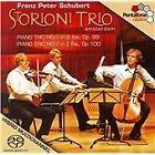Franz Schubert - Schubert: Piano Trios Nos. 1 & 2 [SACD] (2007)