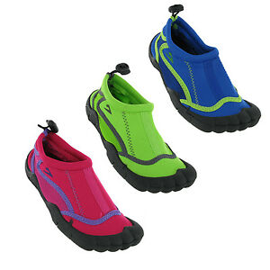 3109d1524b4 Beach Water Sea Shoes Kids Infants Boys Girls Summer Holiday Toggle ...