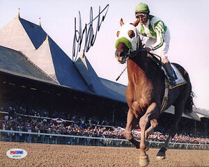 d641dc7ccd2 Image is loading Gary-Stevens-SIGNED-8x10-Photo-Kentucky-Derby-Seabiscuit-
